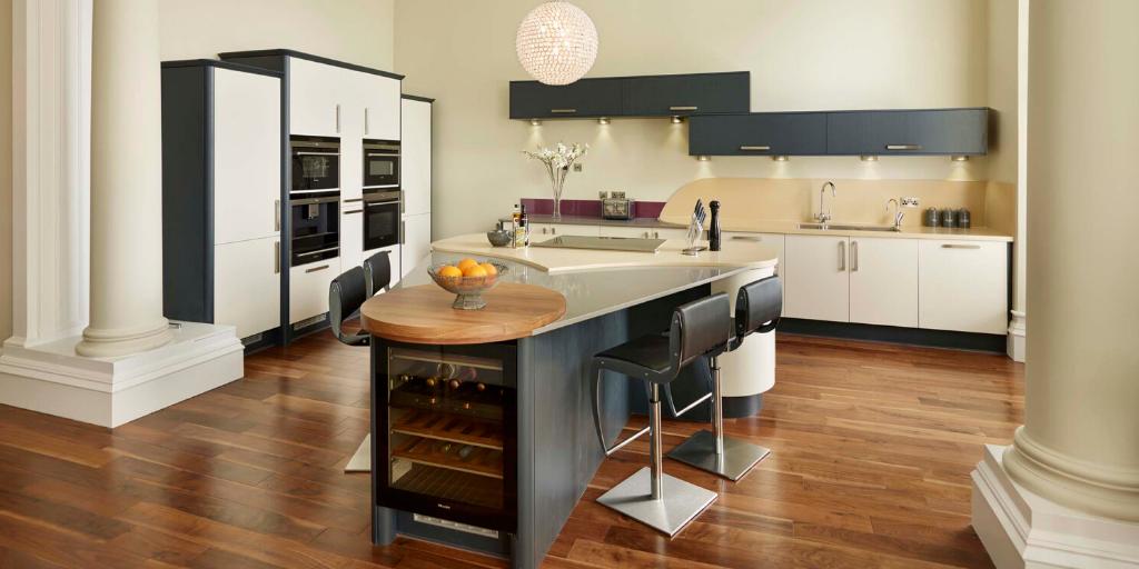 Using Wood Kitchen Flooring 1