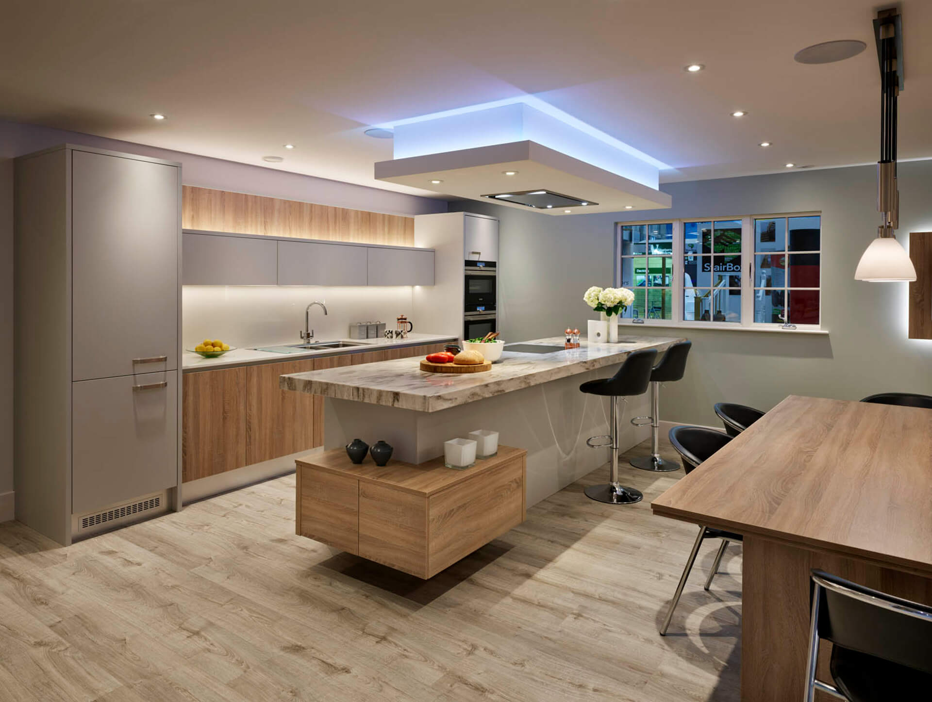 Scandi Kitchen 2