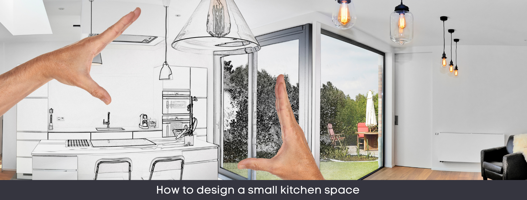 How To Design A Small Kitchen Space Wharfedale Interiors