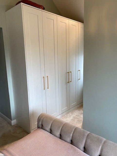 Wharfedale Interiors Bedroom Wardrobes