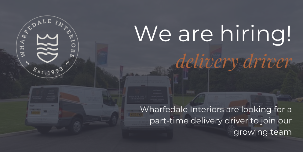 Wharfedale interiors delivery driver
